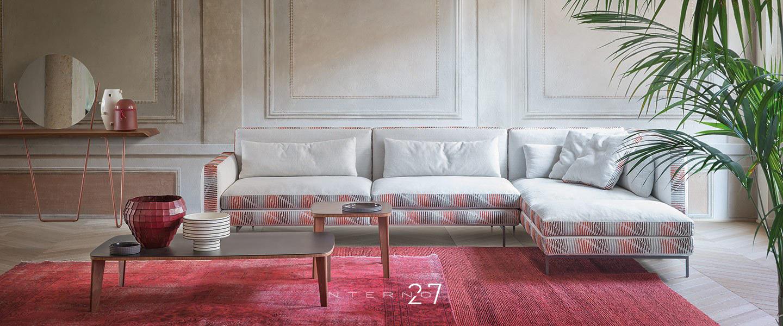 Soggiorni moderni Padova: vendita divani componibili ...