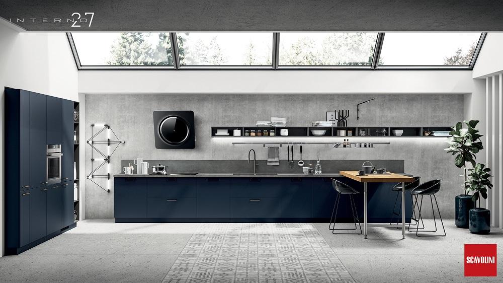 cucine moderne lineari -